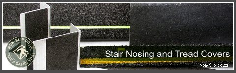 Stair Nosing Tread Covers